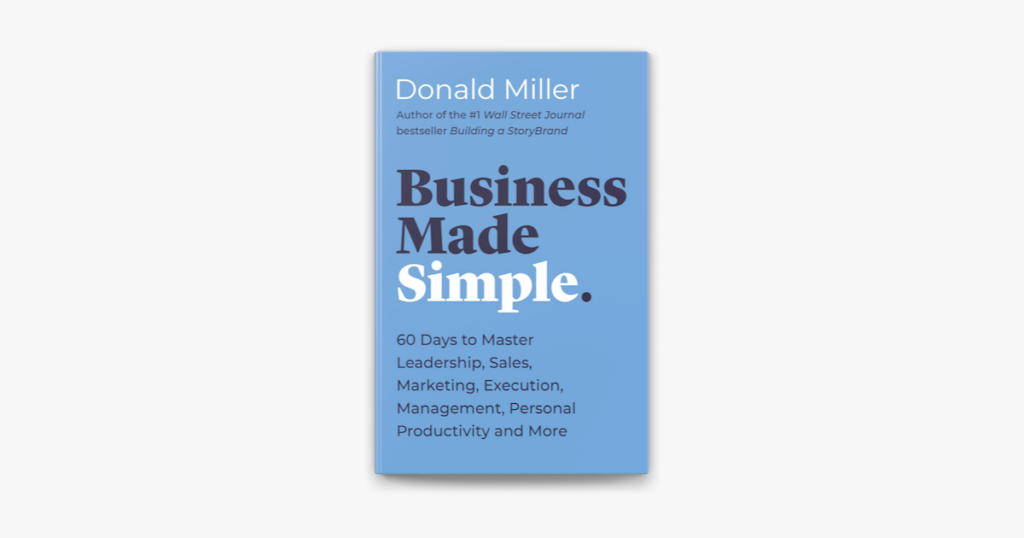 Business Made Simple book for review