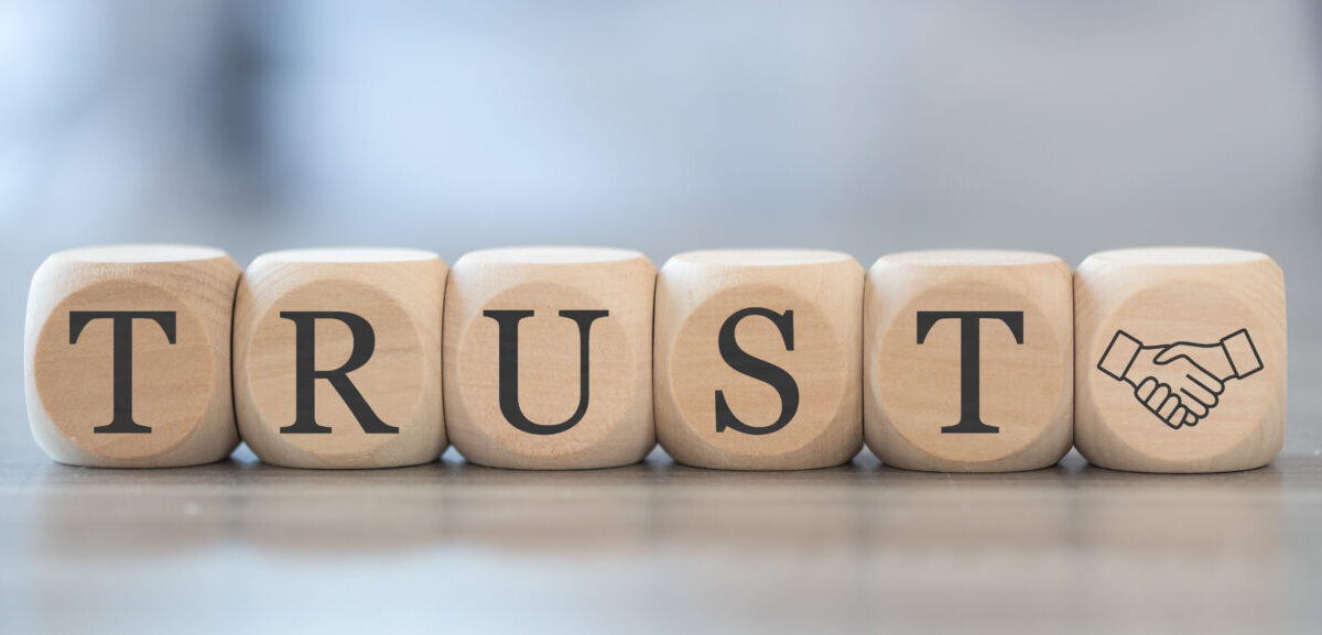 Trust comes with the stages of a digital marketing funnel