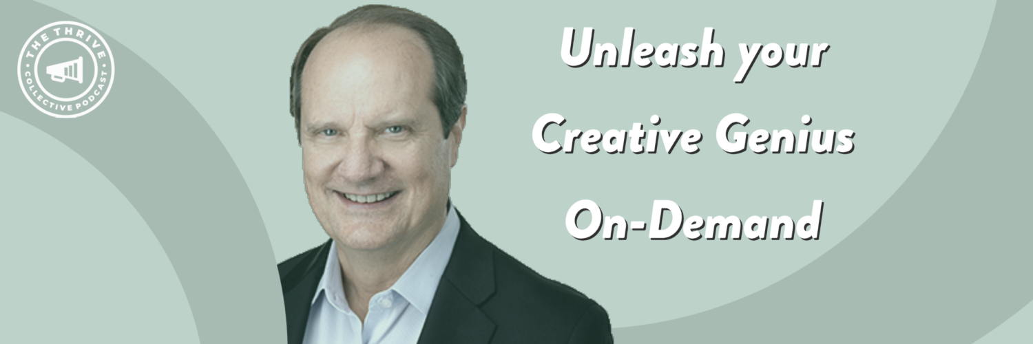 Russ Stalters- How to unleash your creative genius on demand