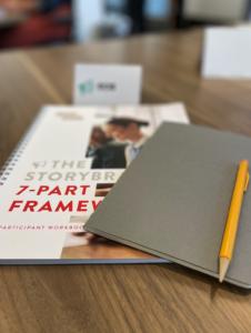 StoryBrand SB7 Framework