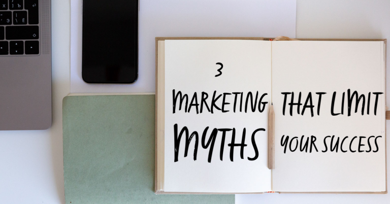 3 marketing myths